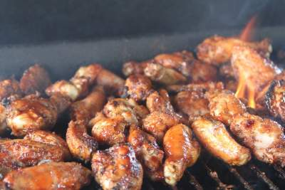Oriental BBQ Chicken