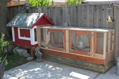 Best Chicken Coop with Run